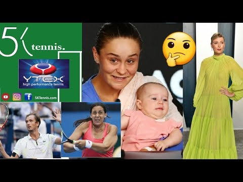 Daniil Medvedev a Bad Year? Maria Sharapova Still a Threat? Tennis News & Most Marketable Athletes