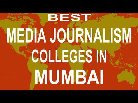 Best Media Journalism Colleges And Courses  In Mumbai