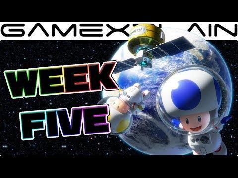 Mario Kart 8 Deluxe Tournament Livestream - WEEK 5 (Racing!)