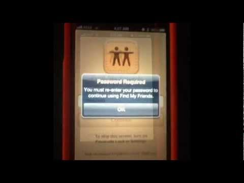 iOS Quick Tip: Find My Friends on iPhone & iPad from YouTube · Duration:  1 minutes 54 seconds
