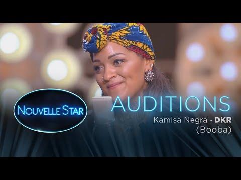 "Kamisa Negra - ""DKR"" - Auditions - Nouvelle star 2017"
