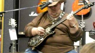 Johnny Hiland & Paul Reed Smith @ Guitar Center Houston, Tex...