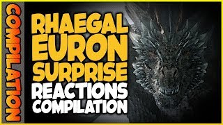 RHAEGAL EURON SURPRISE Reactions Compilation