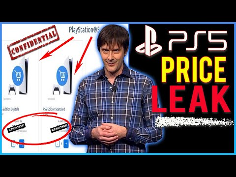 PS5 Price LEAKS Via French Retailer Carrefour, Sony Not Happy Price Out Before State of Play!