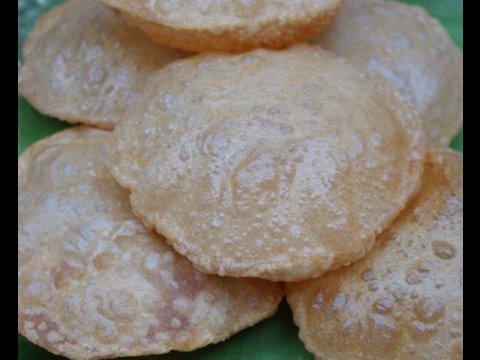 recette-de-pain-indien-le-poori-₪-pankaj-sharma