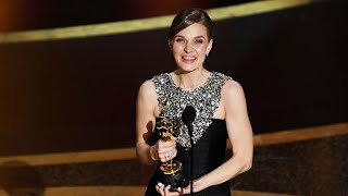 Hildur Guðnadóttir wins Oscar Best Original Score for JOKER | 92nd Academy Award
