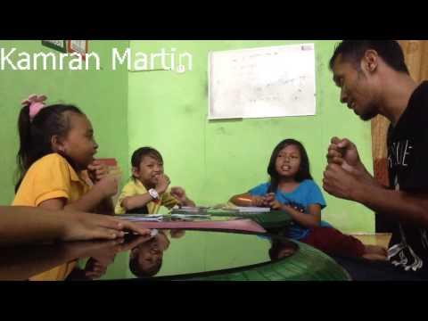 """Cara Mengajar Bahasa Inggris untuk Anak - Anak  """" I can... I can't... """""""