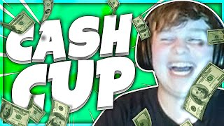 popping off inbetween a $5,000 tournament (Solo Cash Cup)