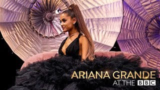 Ariana Grande at the BBC - TV Trail