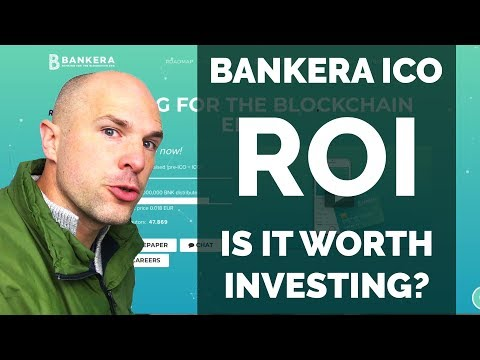Bankera ICO ROI Calculations is it worth investing