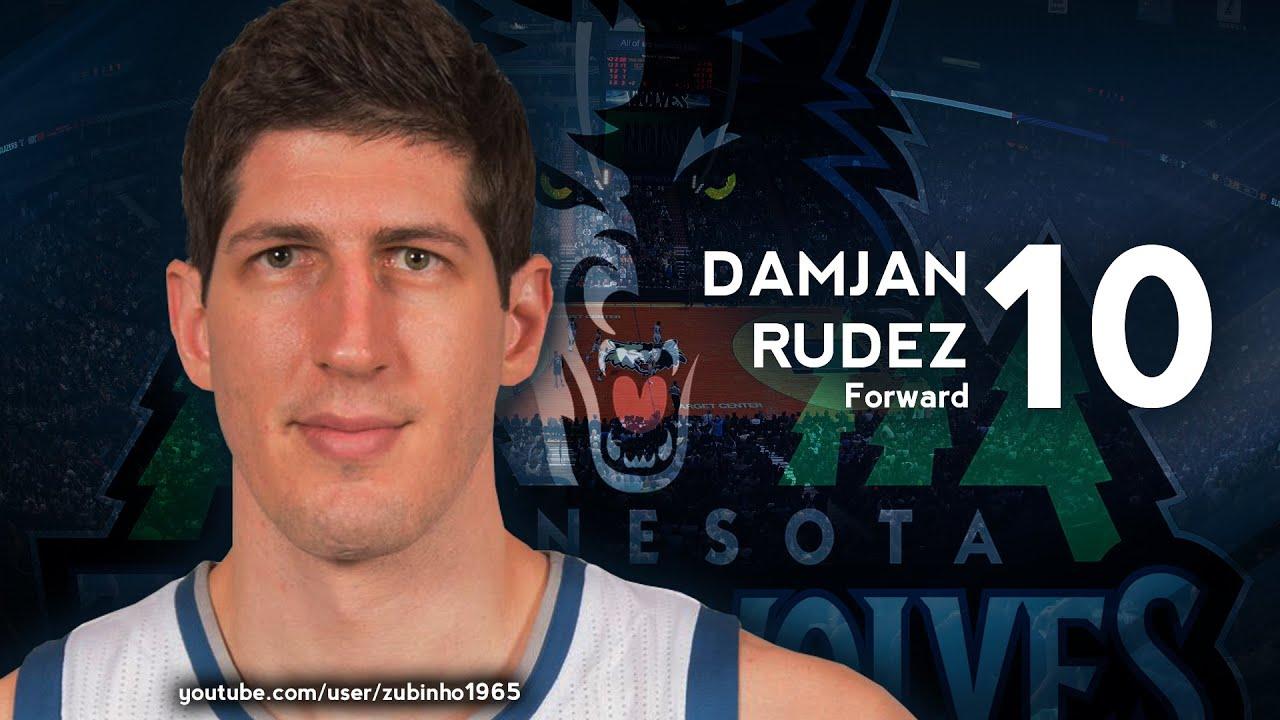 Damjan Rudez Timberwolves