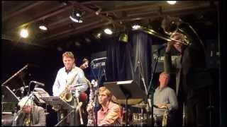 Pierre Dørge & New Jungle Orchestra en la Nova Jazz Cava de Terrassa - 15 noviembre 2013