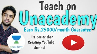 #UnacademyEducator How to become Unacademy Educator