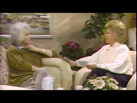 Download Bea Arthur interview with Dinah Shore--1989