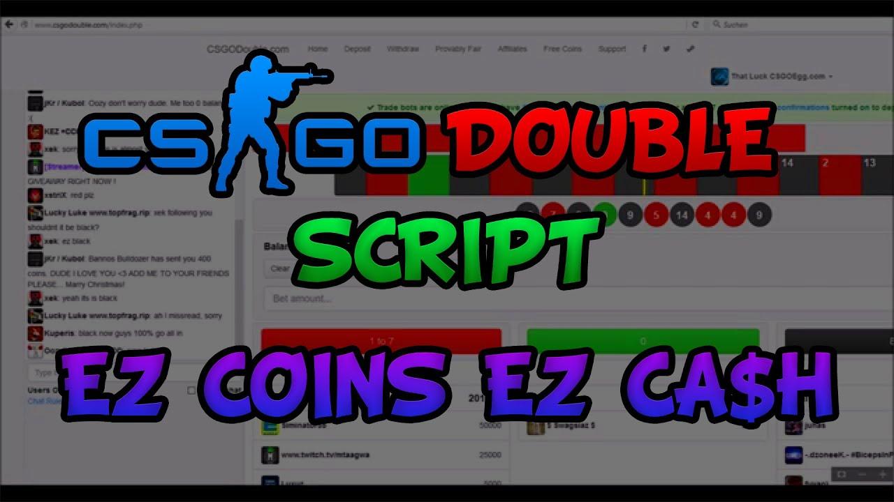Csgo Double Coins