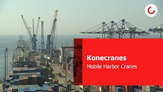 Gambar cover Mobile Harbor Cranes in Container Handling