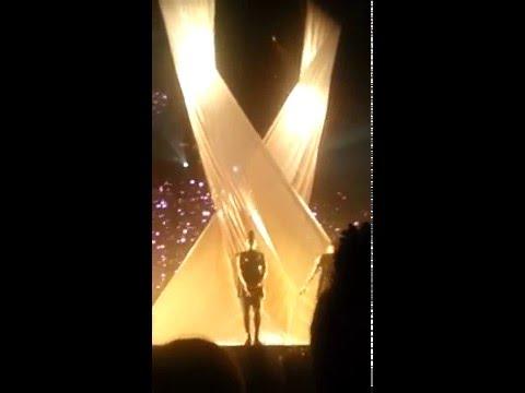 Ellie Goulding Intro-Aftertaste Zurich 28.02.16
