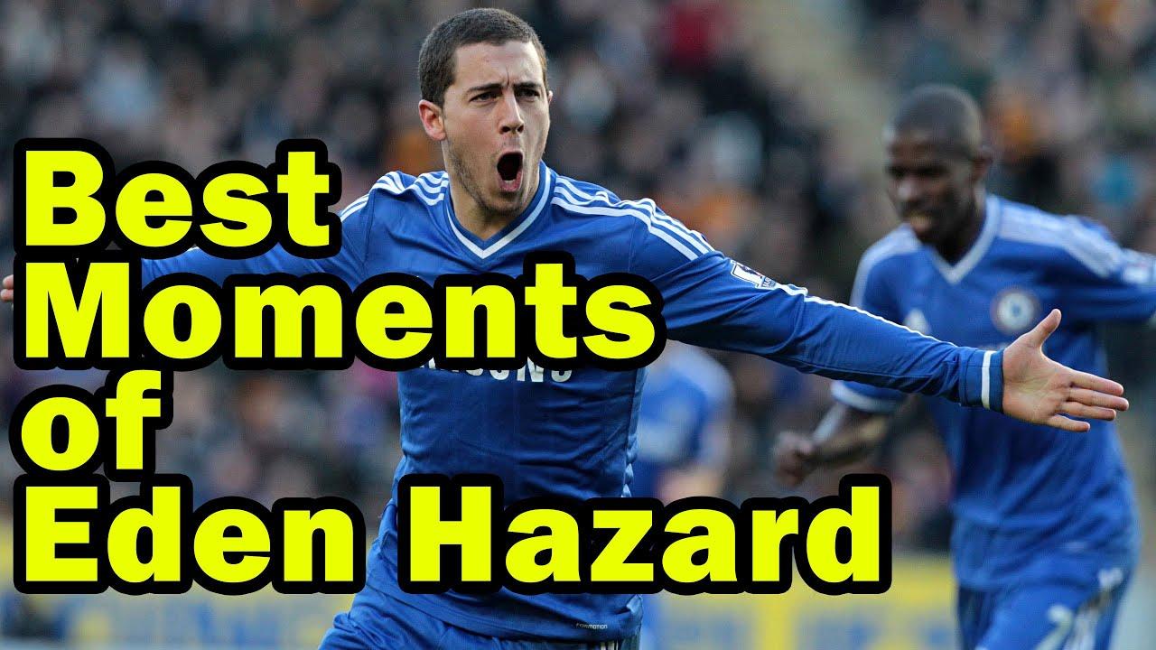 Best Football Moment Of Eden Hazard