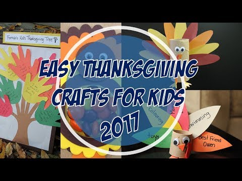 easy-thanksgiving-crafts-for-kids-2017