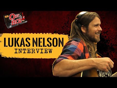 Lukas Nelson Talks Neil Young, Performs SRV's