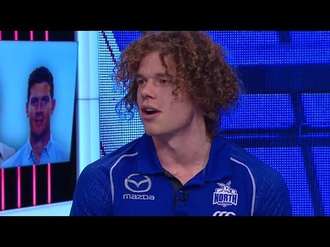 May 04, 2017 - Ben Brown on AFL 360 (Fox Footy)