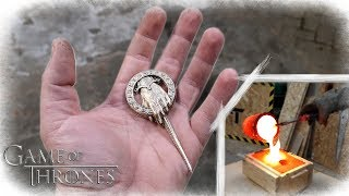 Casting Gold Hand Of The King! (Game Of Thrones)