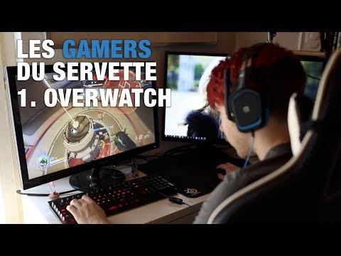 Les gamers du Servette: Overwatch