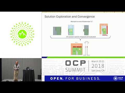 OCPUS18 –OCP NIC 3.0 Collaboration- An Open Hardware Development Story