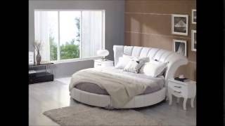 Yatak Odalarının Yeni Gözdesi; Yuvarlak Yataklar...