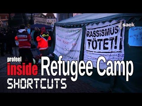 Inside Refugeecamp Dresden___PROfeel Shortcuts