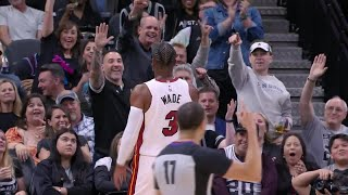 3rd Quarter, One Box Video: San Antonio Spurs vs. Miami Heat