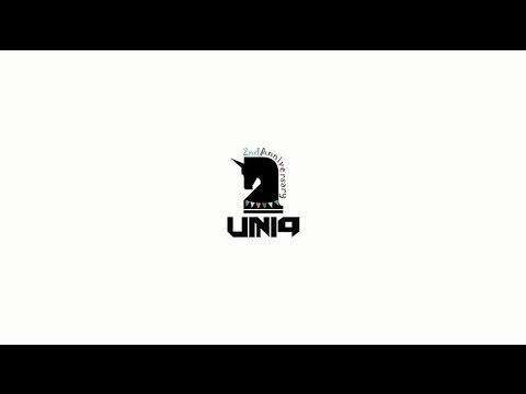 [UniCode]161016 UNIQ 2nd Anniversary message (ENG)