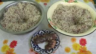 norin choyhonada узбекское блюдо нарын