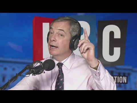 The Nigel Farage Show: The IMF says Brexit will harm UK growth. Live LBC - 20th December 2017