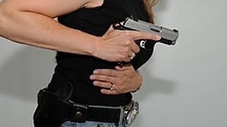 Preparing the New Shooter Series: Gripping the Gun with Authority ( E.p 2 of 10)