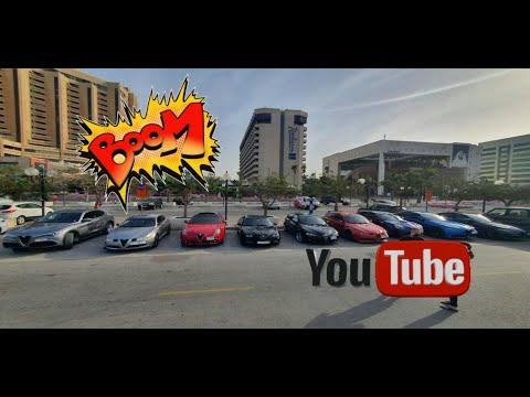 Planet Alfa Dubai City Drive 12th Mar 2021