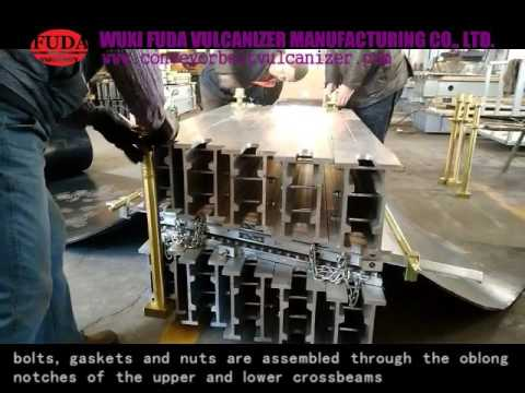 complete instruction of Conveyor Belt Vulcanizer | Wuxi FUDA