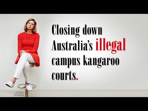 Help Close Down Australia's Kangaroo Courts