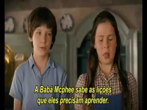 Nanny Mcphee E As Licoes Magicas Trailer Oficial Legendado Youtube