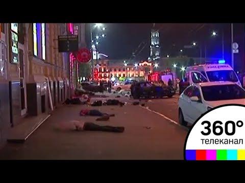 Девушка на Лексусе протаранила толпу пешеходов в Харькове: 6 человек погибли - СМИ2