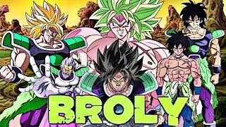 DBS Broly Trailer 3: Broly