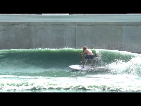 CRAZY WAVE POOL IN TEXAS!!! BSR SURF RANCH SESSION