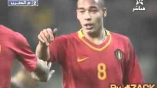 Maroc Belgique résumé  avec brija