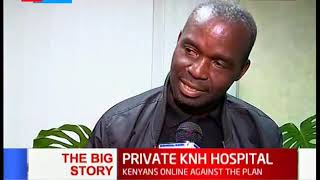 Private KNH Hospital- KNH to build a private hospital to replace the private wing |The Big Story