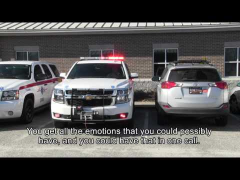Why I Wear the Badge: Berkeley County EMS