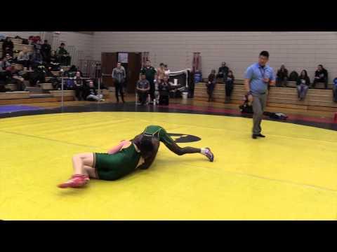2014 Huskie Open: 61 kg Dylan Williams vs. Sam Dietrich