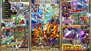 Brave Frontier Android Gameplay