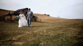 Baylee & Austin | Glade Creek Farm