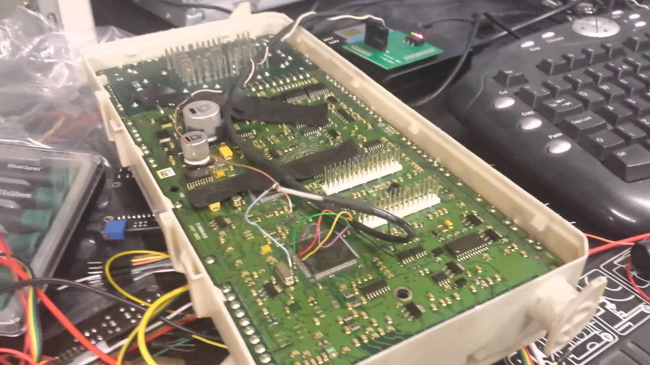 volvo s40 2006 cem control module programming  [ 1280 x 720 Pixel ]