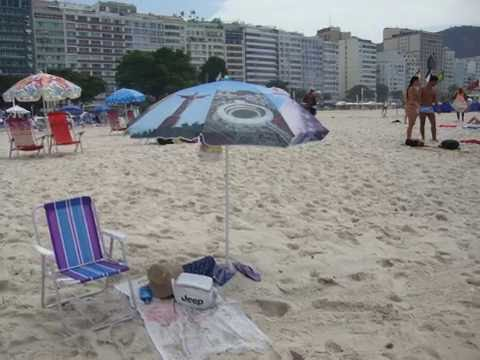 Playa de Copacabana, fotos / Río de Janeiro, Brasil